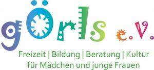 Logo gÖrls e.V. neu+Text