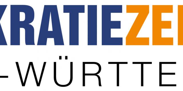 Logo des Demokratiezenrums Laden-Württemberg