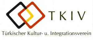 Logo des TKIV, des Türkischen Kultur- und Integrationsvereins e.V.
