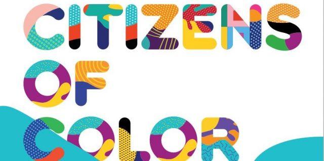 Schriftzug des Projekts Citizens of Color