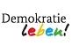 Logo von Partnerschaften für Demokratie!